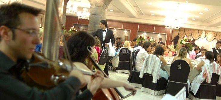 Animación y música para bodas