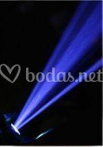 Luz y sonido para eventos