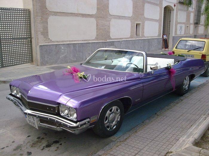 Buick Centurión 1972