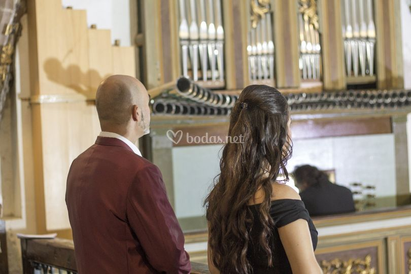 Boda soprano y tenor. Borriol
