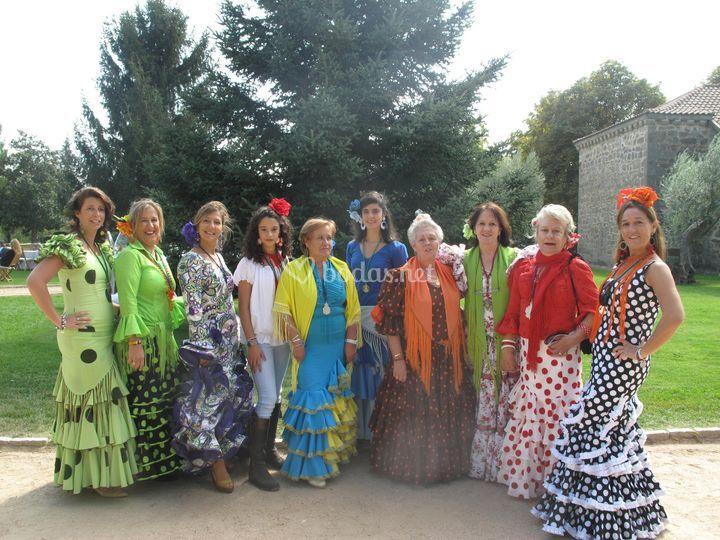 Las mujeres del coro