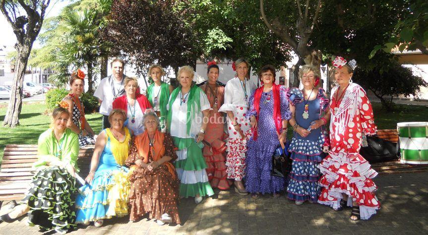 De boda en Ciempozuelos