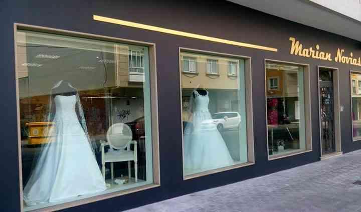 Tienda de novias-Costura