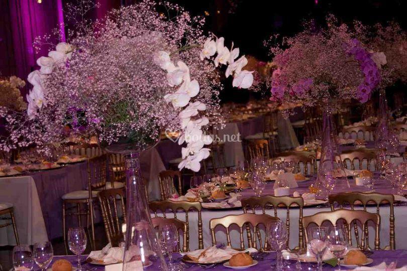 Decoracion banquetes