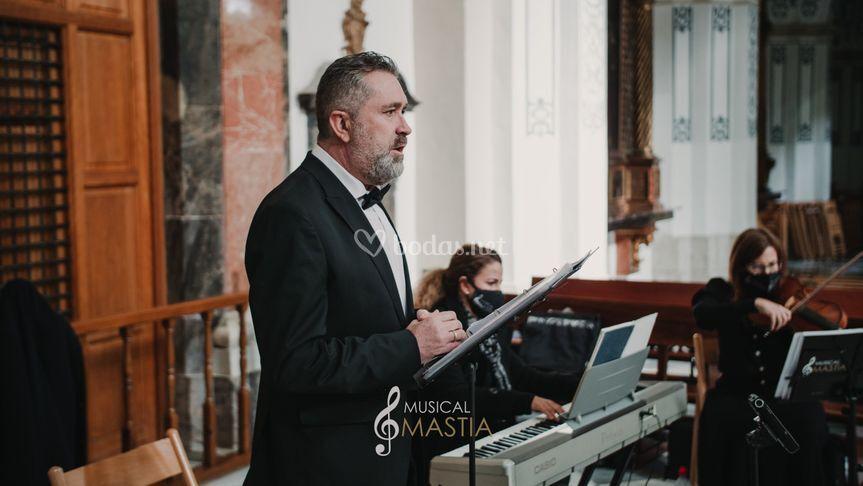 Cantante para bodas