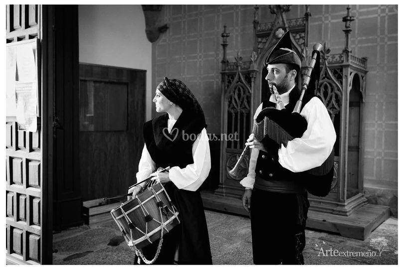 Gaiteros Asturianos   AE ©