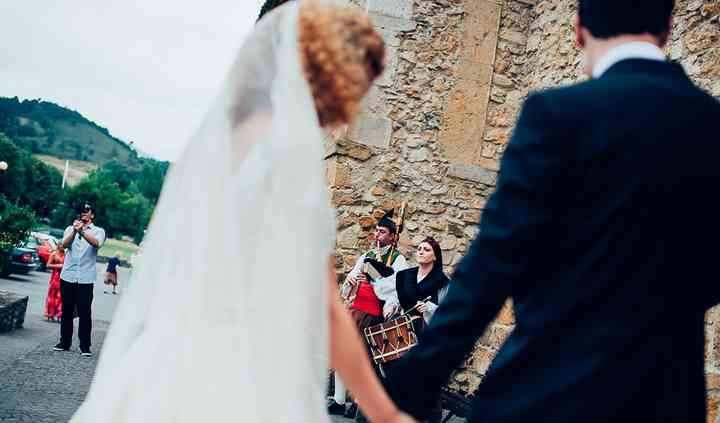 Gaiteros boda | Asturias