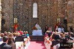 Ceremonia en la Ciutadella de Roses