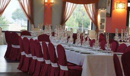 Salones de Banquetes La Alberquilla 1