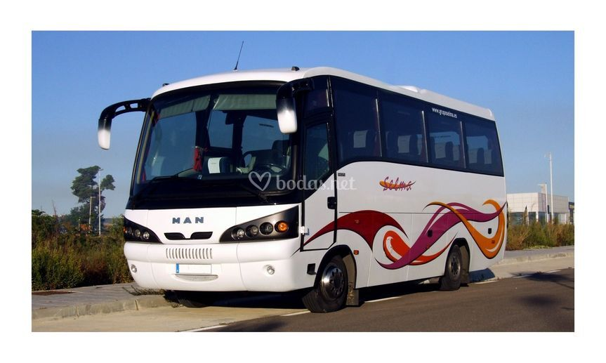 Autocar de Lujo de 30 plazas