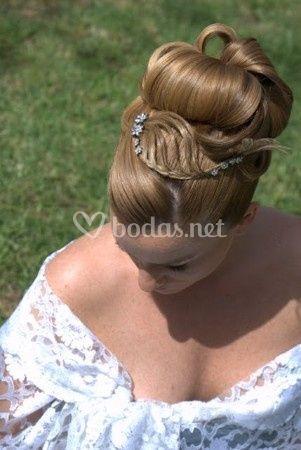 Peluquería para novias