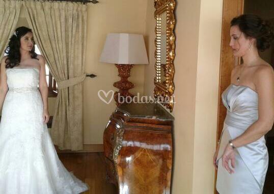 Servicios novia y invitadas