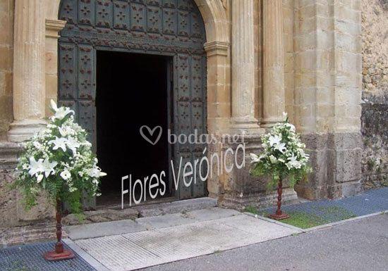 Exterior de iglesias
