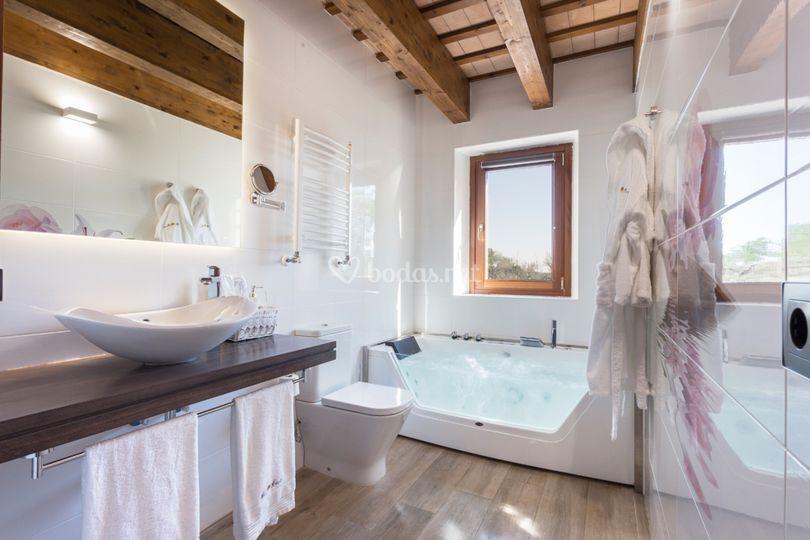 Baño Suite Lilium
