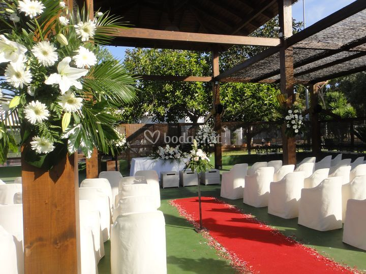 Boda chill out