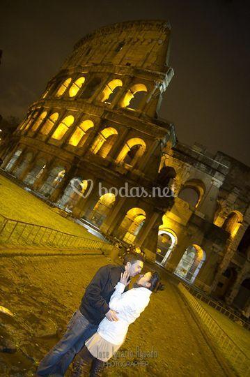 Preboda en Roma ©