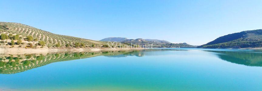 Lago de Colomera