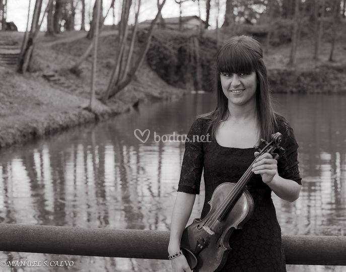 Ana violín II