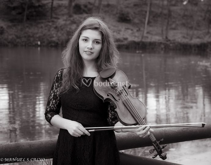 Natalia violín I