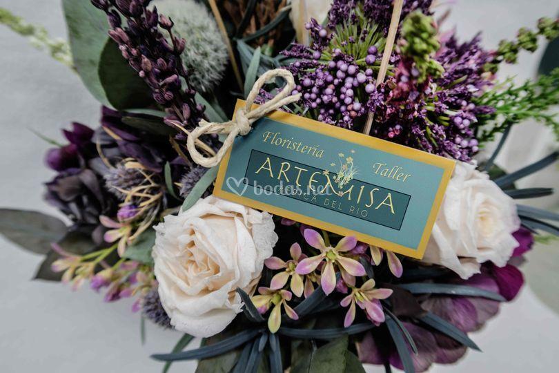 Floristería Artemisa - África del Río