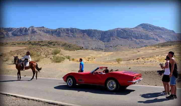 Corvette video musical