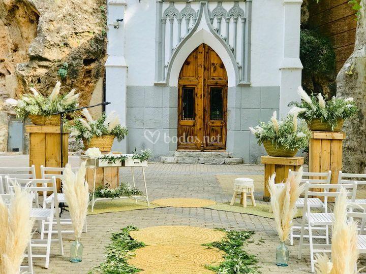 Ermita San Luis en Buñol