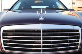 Mercedes para boda Francisco