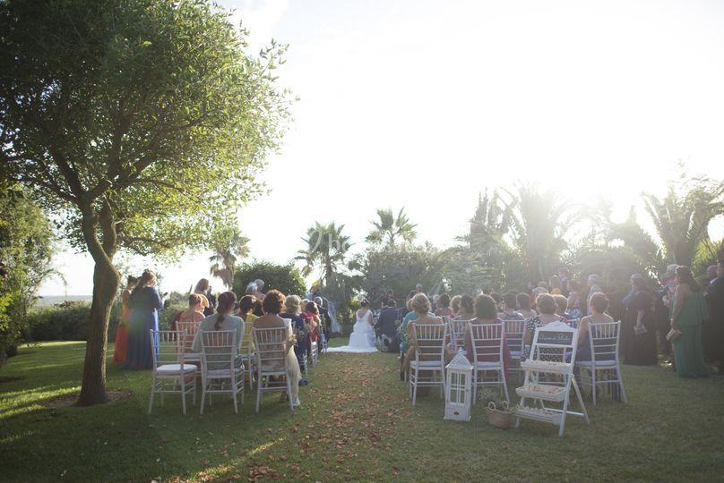 Ceremonias con vistas...