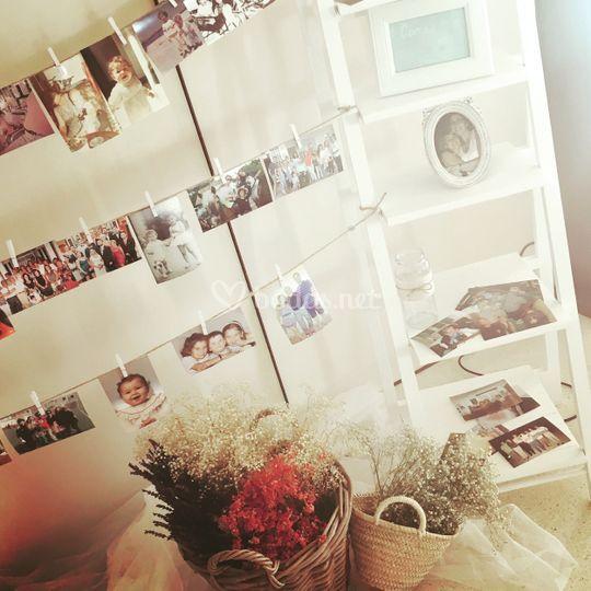 Rincón de recuerdos