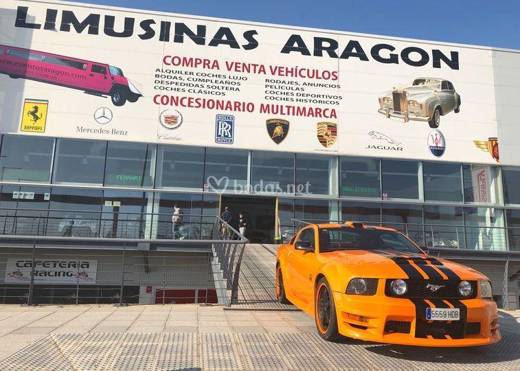 Eventos Aragón