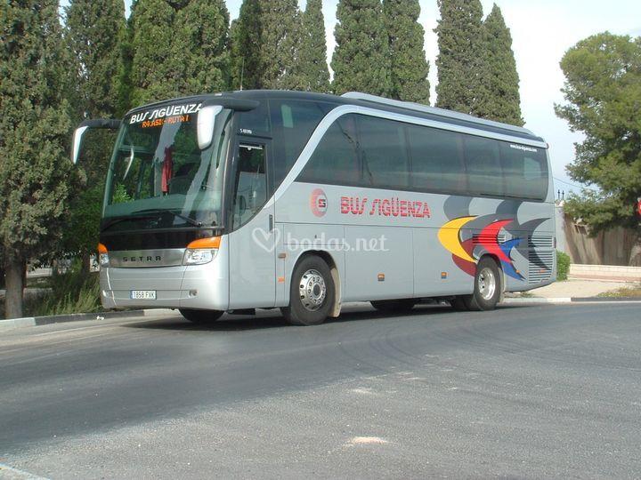 Autobús para bodas 36 plazas tipo Vip