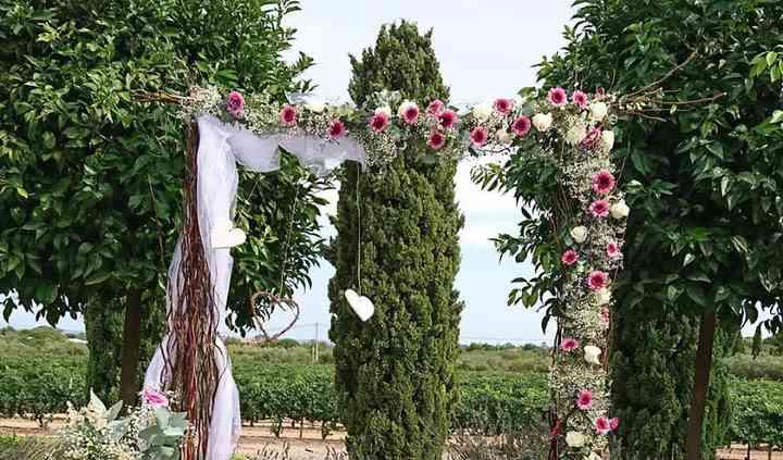 Arco floral