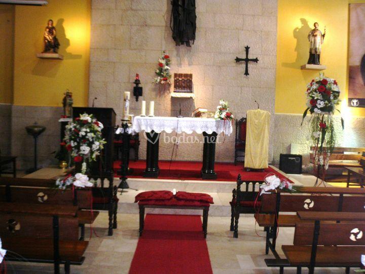 Parroquia de San Fco.Javier