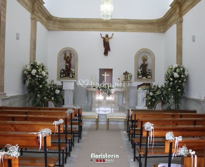 "Ermita ""las salinas"""