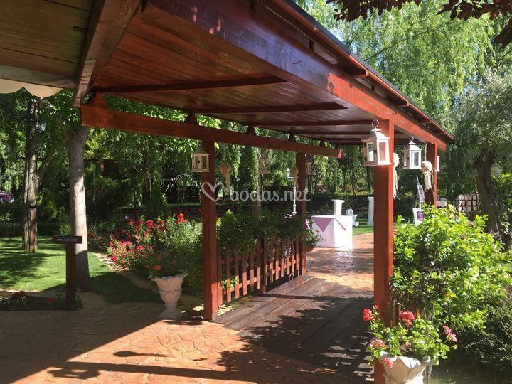 Los jardines del alberche de los jardines del alberche for Jardines del alberche