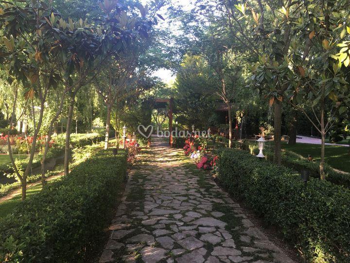 Los jardines del alberche for Jardines del alberche