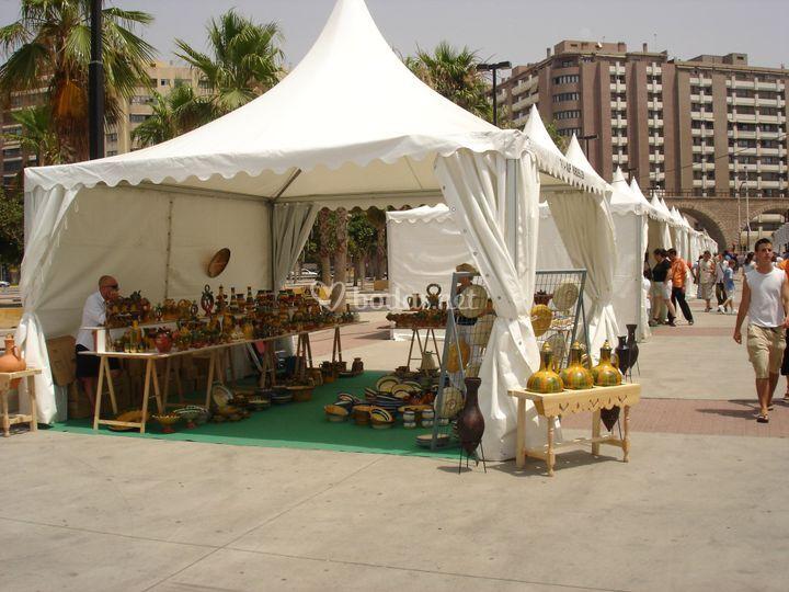 Ferias y eventos