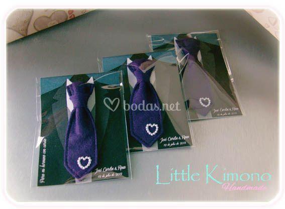 Mini corbatas