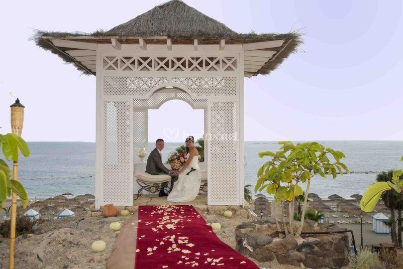 Lugares perfectos para la boda