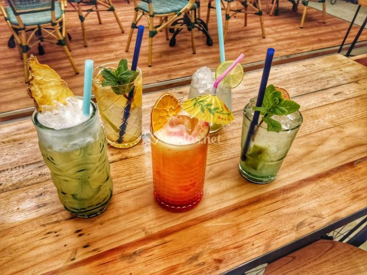 Garden Cocktail Bar
