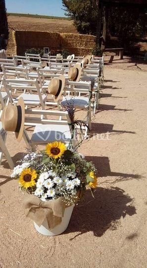 Ceremonias rústicas