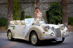 Coche clásico bodas