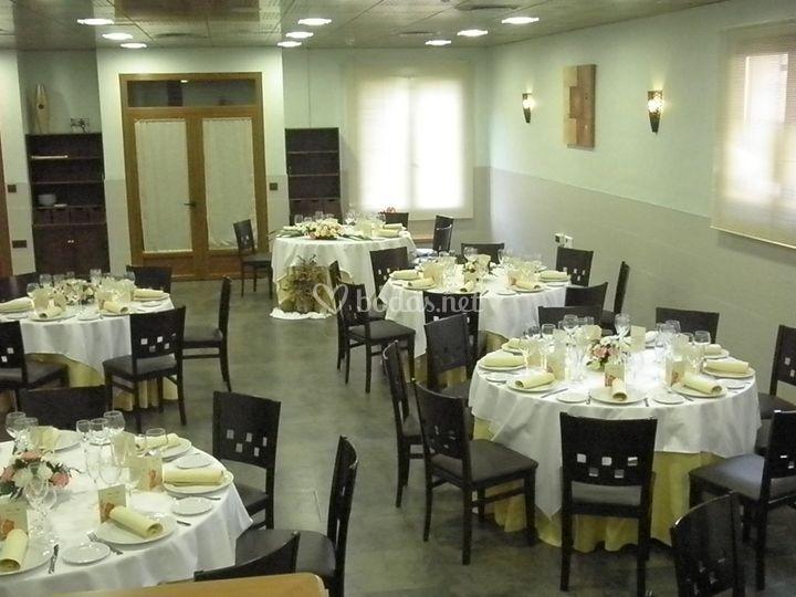 Salón celebraciones