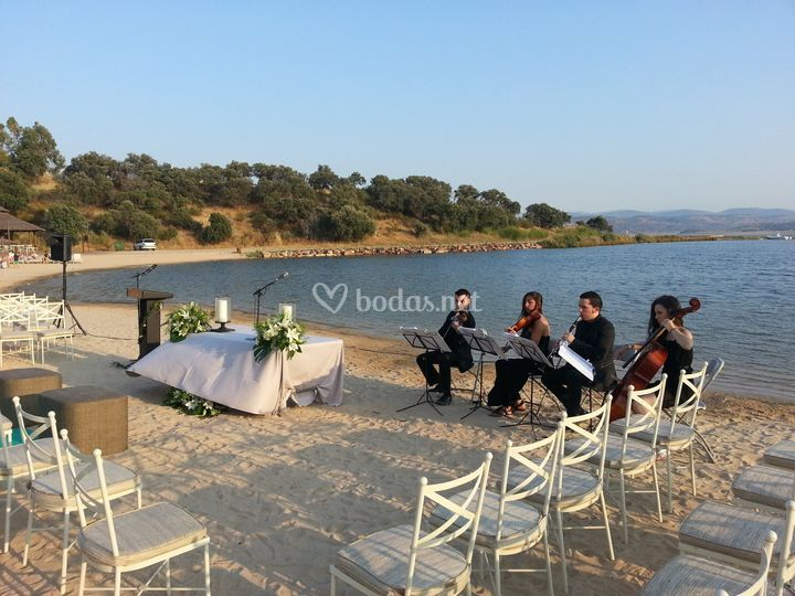 Vuestra ceremonia de boda ideal