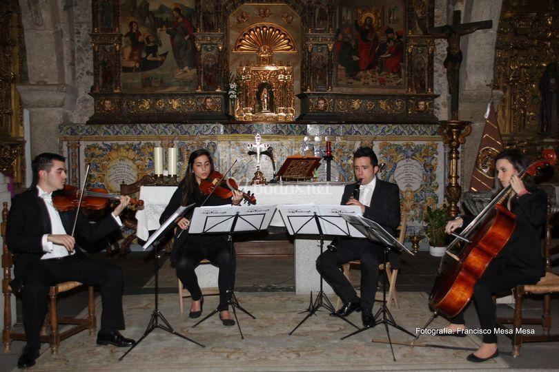 Cuarteto música para boda