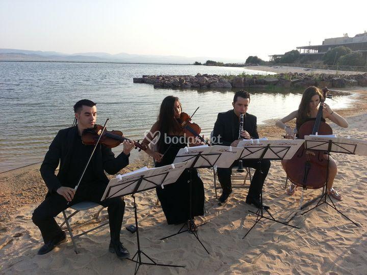 Cuarteto para bodas civiles