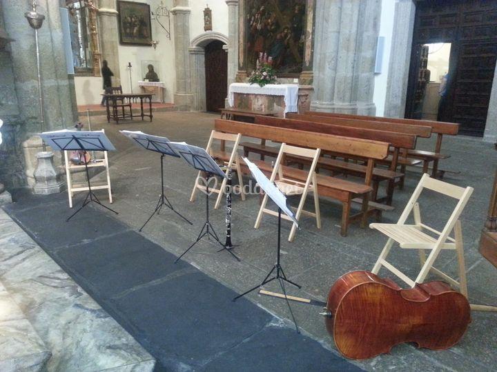 Música cuarteto para bodas
