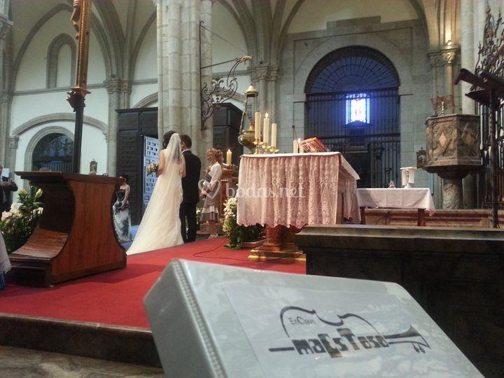 Música para boda religiosa