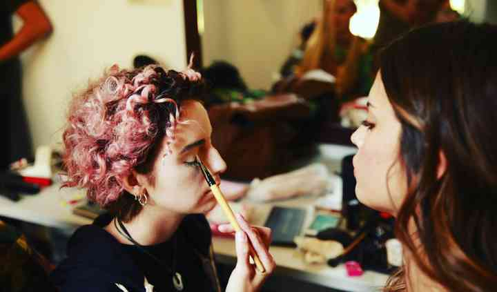 Makeup by Nuria