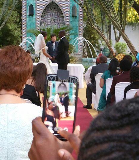 La tecnología, de boda